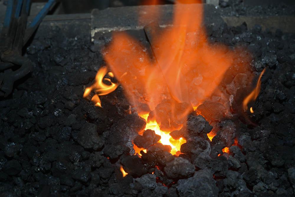 Coal and Coke | Mountain Brook Forge